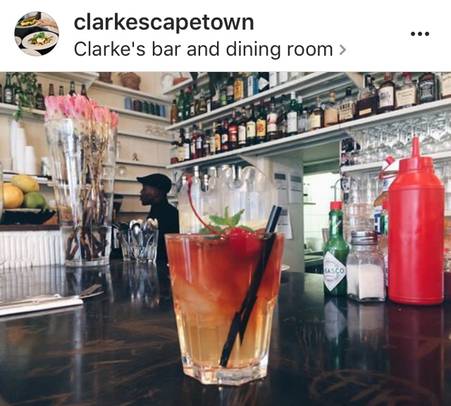 Clakes Cape Town Happy Hour Specials