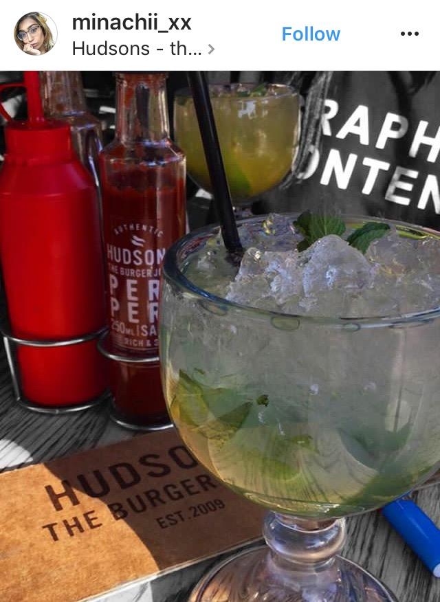 Hudson's Happy Hour Specials Johannesburg