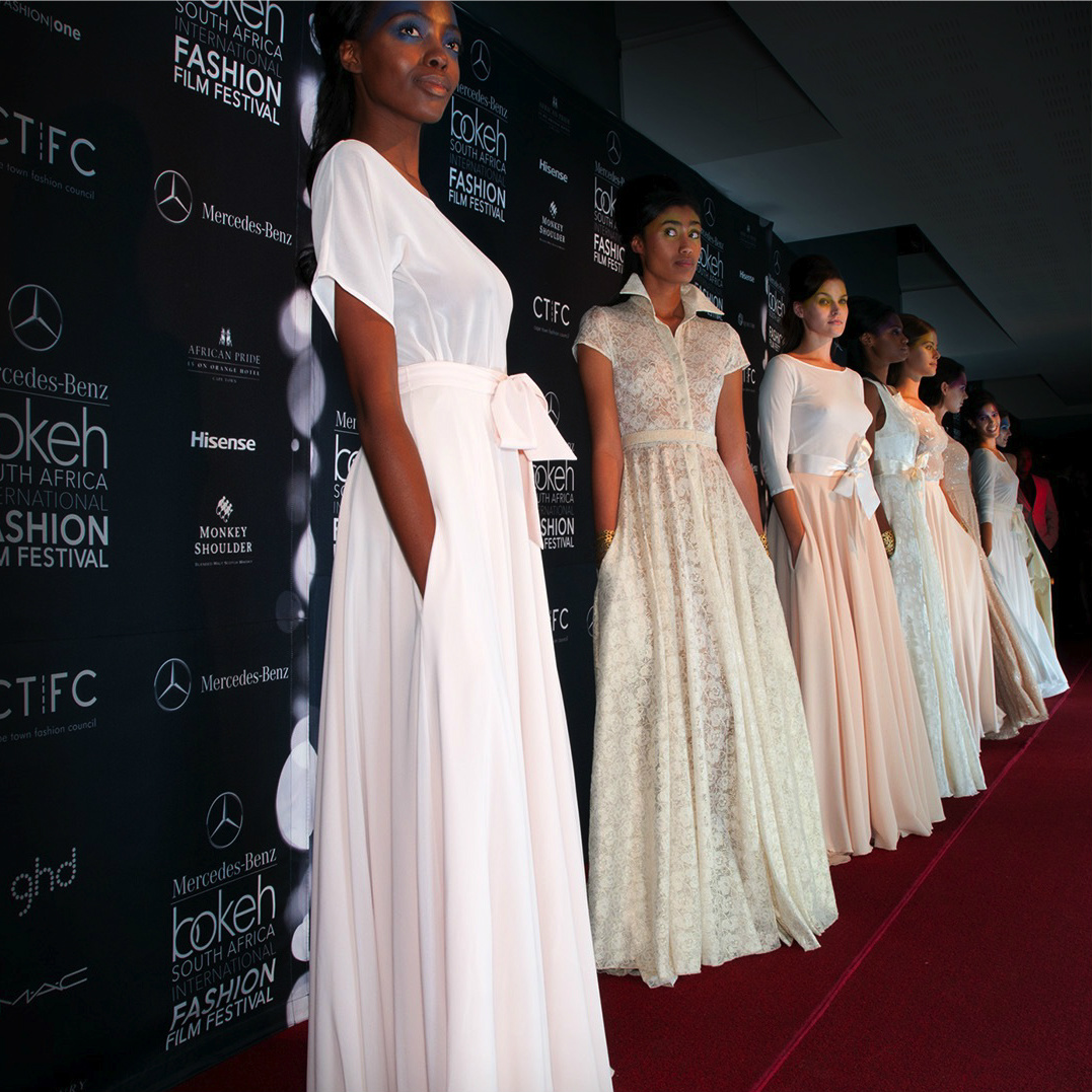 Mercedes-Benz Bokeh South Africa International Fashion Film Festival