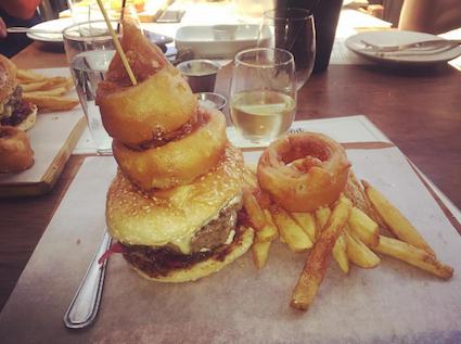 Woodlands Burger