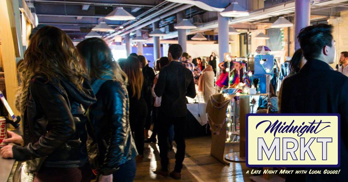 Toronto Events Midnight MRKT