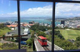 Funicular Wellington New Zealand