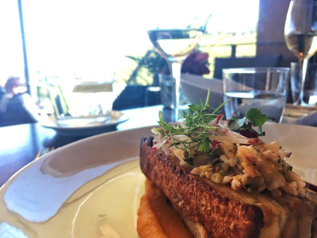 Tokara Restaurant Stellenbosch Food Dish