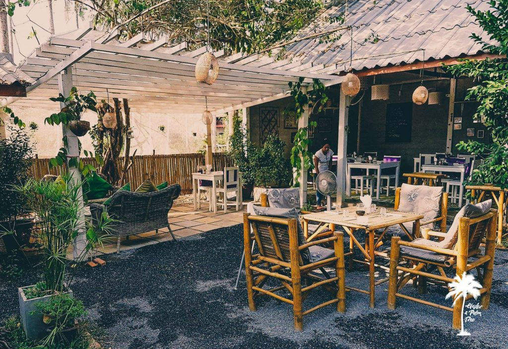 Yangs Garden Restaurant Koh Lanta Thailand