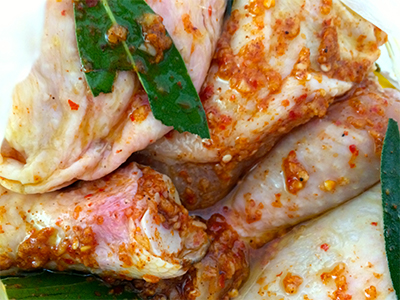 Mozambican Peri Peri Chicken Recipe Method