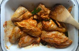 Mozambican Peri Peri Chicken Recipe