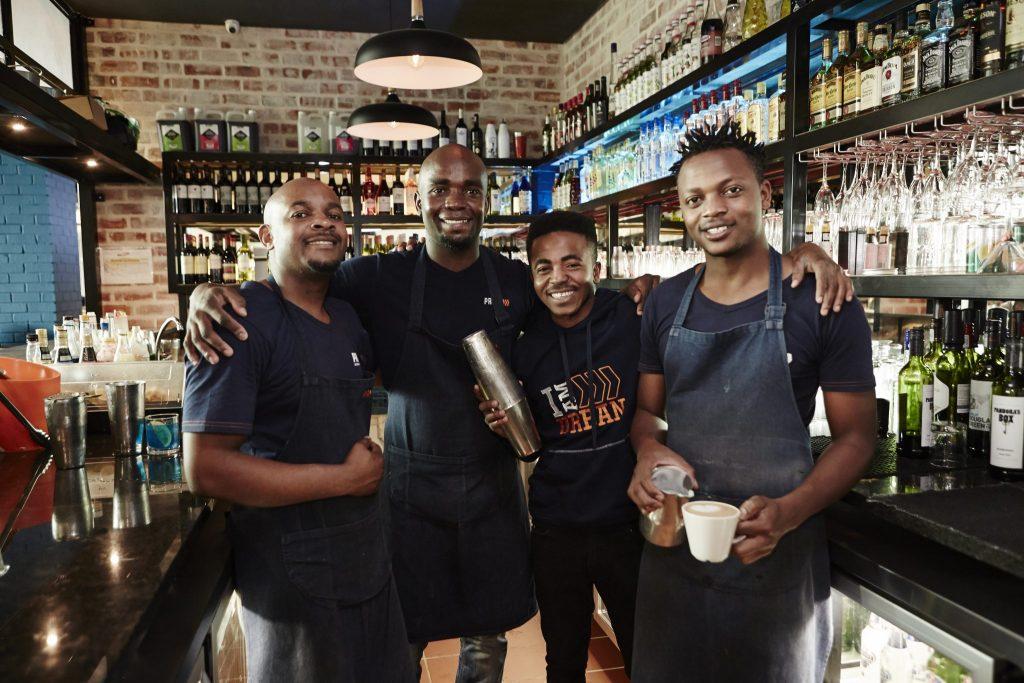 PRIMI Restaurant Canal Walk Cape Town Staff