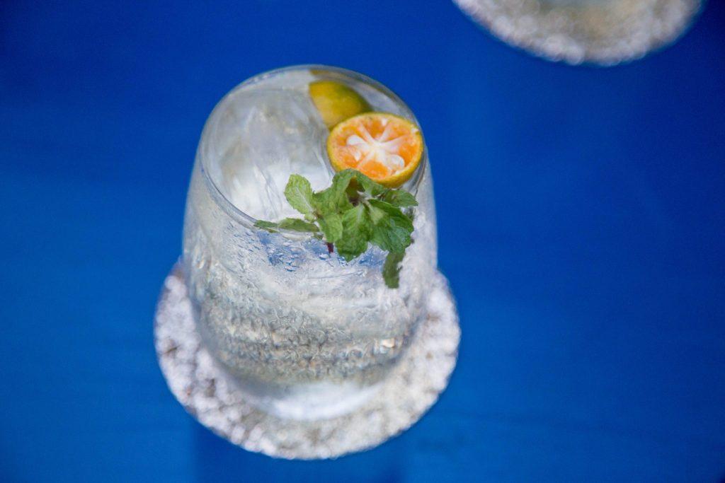 The T Room Gin Bar's Kumquat Ginfusion Hoi An Vietnam