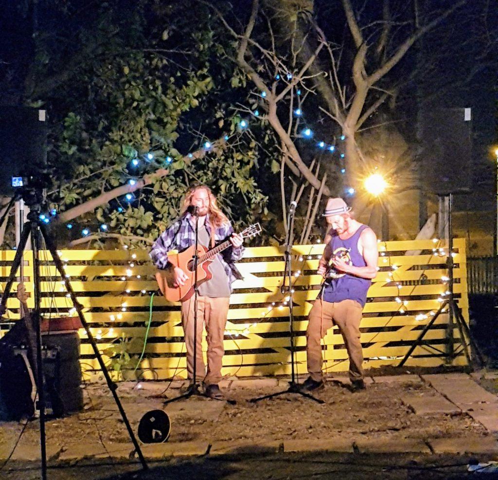 Live Street Music at First Thursdays Durban