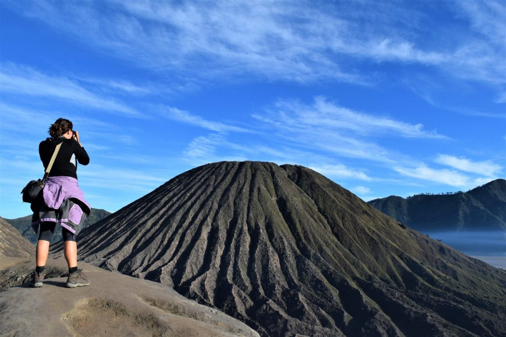How to Save For Travel Mt Bromo, Java, Indonesia