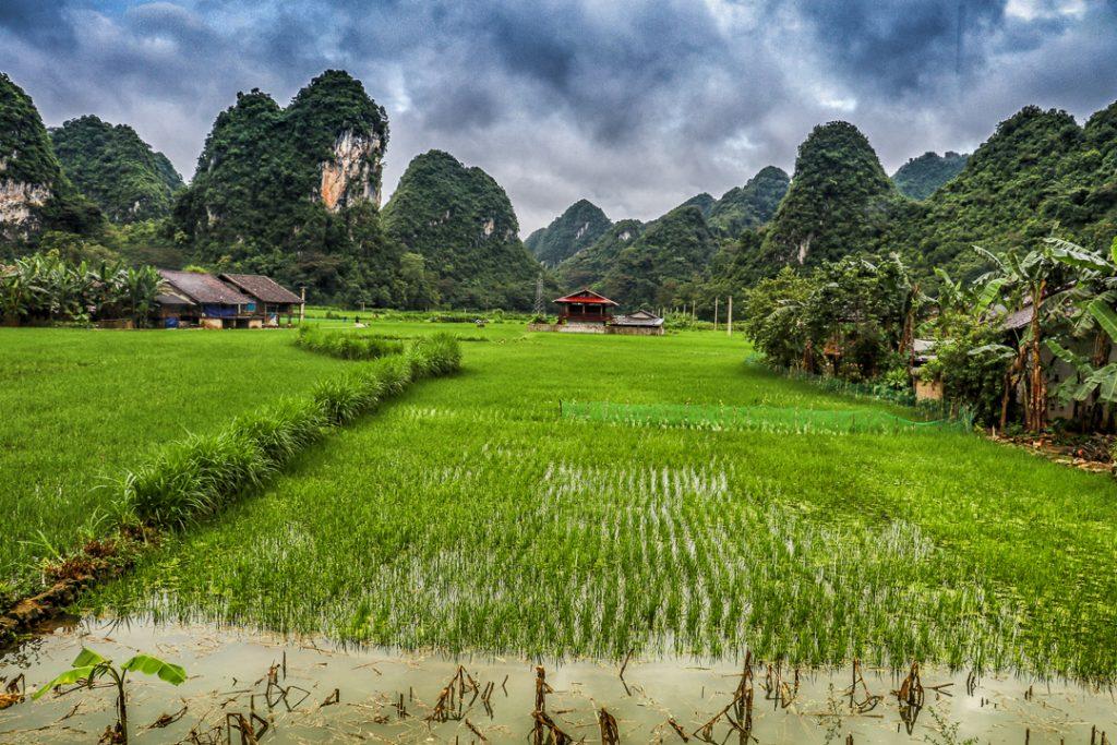 Quang Uyen Village in Northern Vietnam