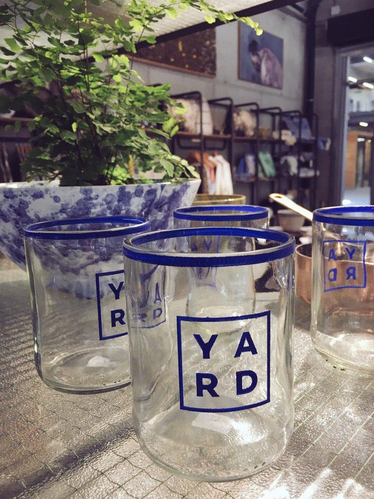 Glasses at The Yard
