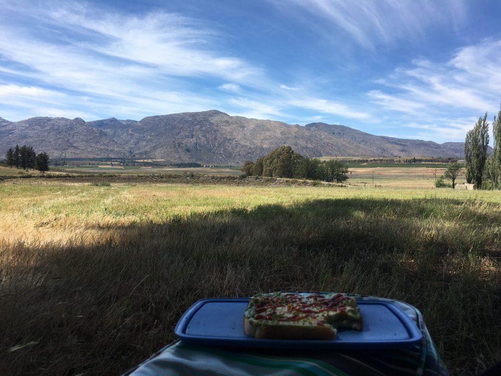 Klondyke Cherry Farm Picnic Views