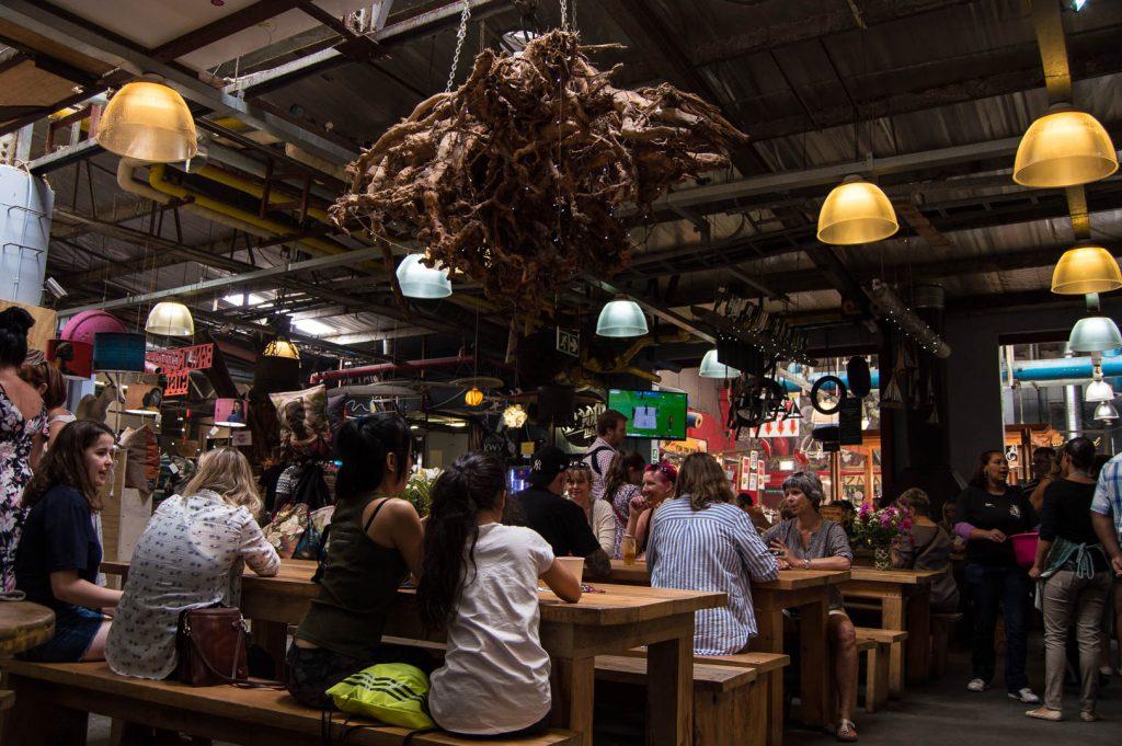 Cape Town Food Markets: Bay Harbour Market