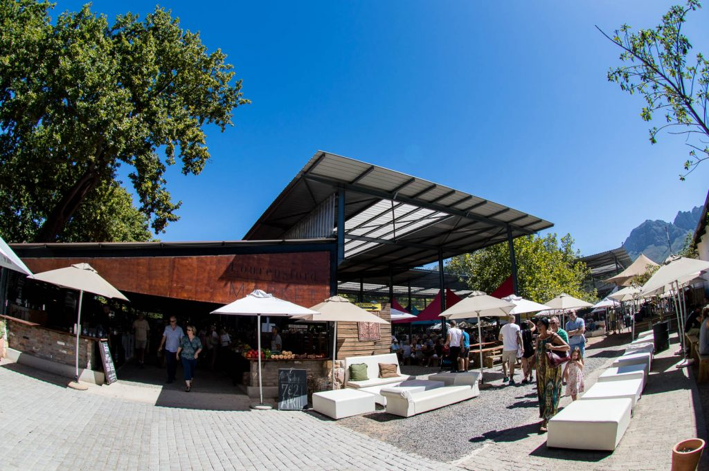 Cape Town Food Markets: Lournesford Market