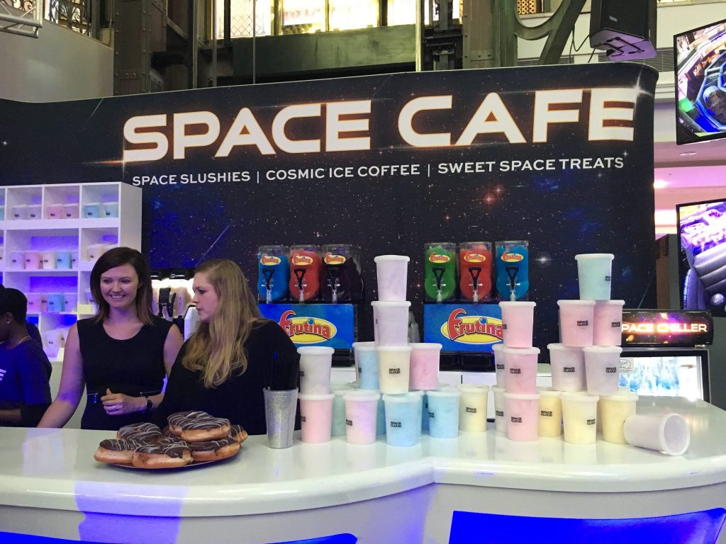 Space Station Cafe