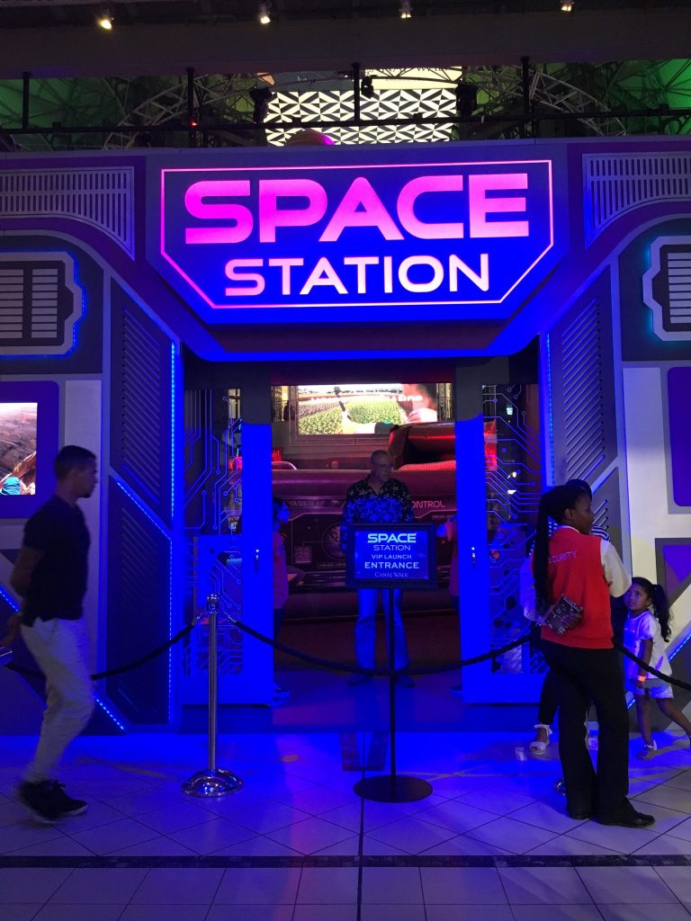 Canal Walk Space Station