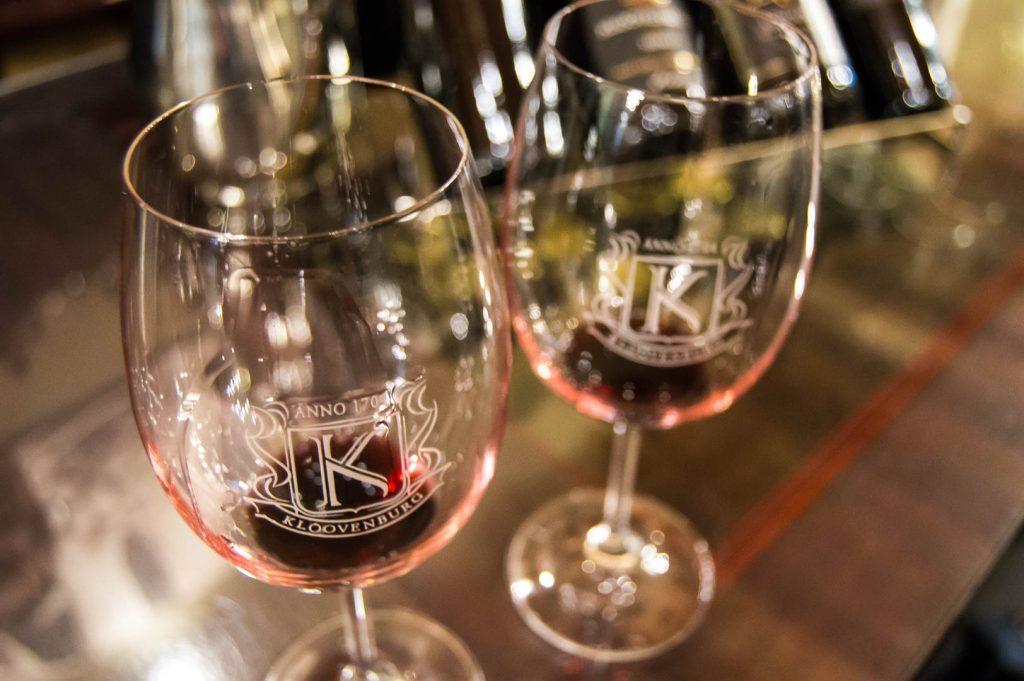 Wine in Riebeek Kasteel Valley