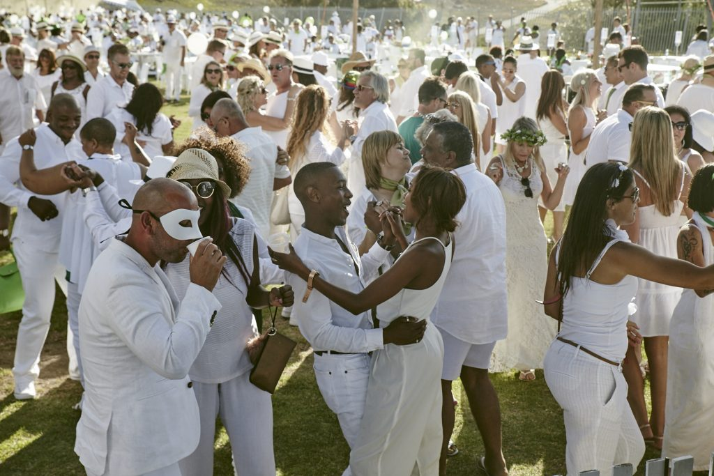 The Grand White Dinner South Africa