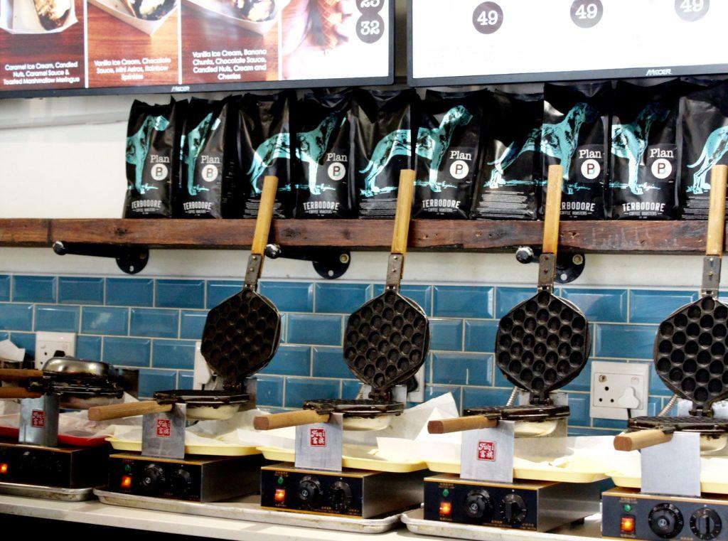 Plan B Dessertery Waffle Makers