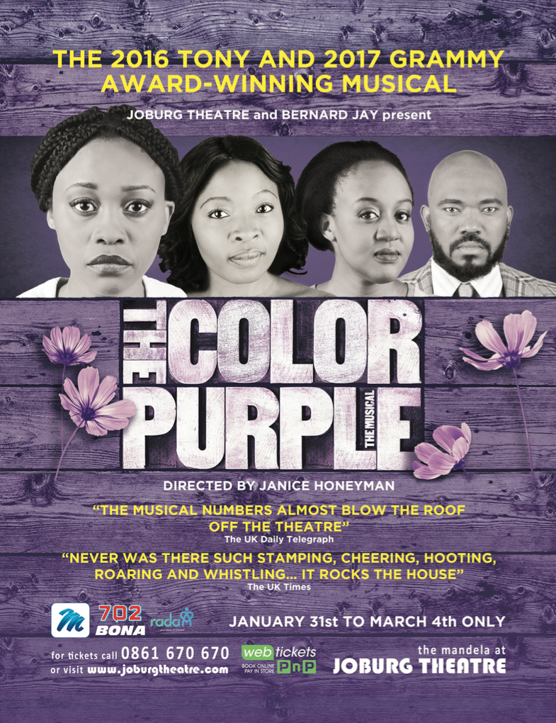 The Colour Purple Poster