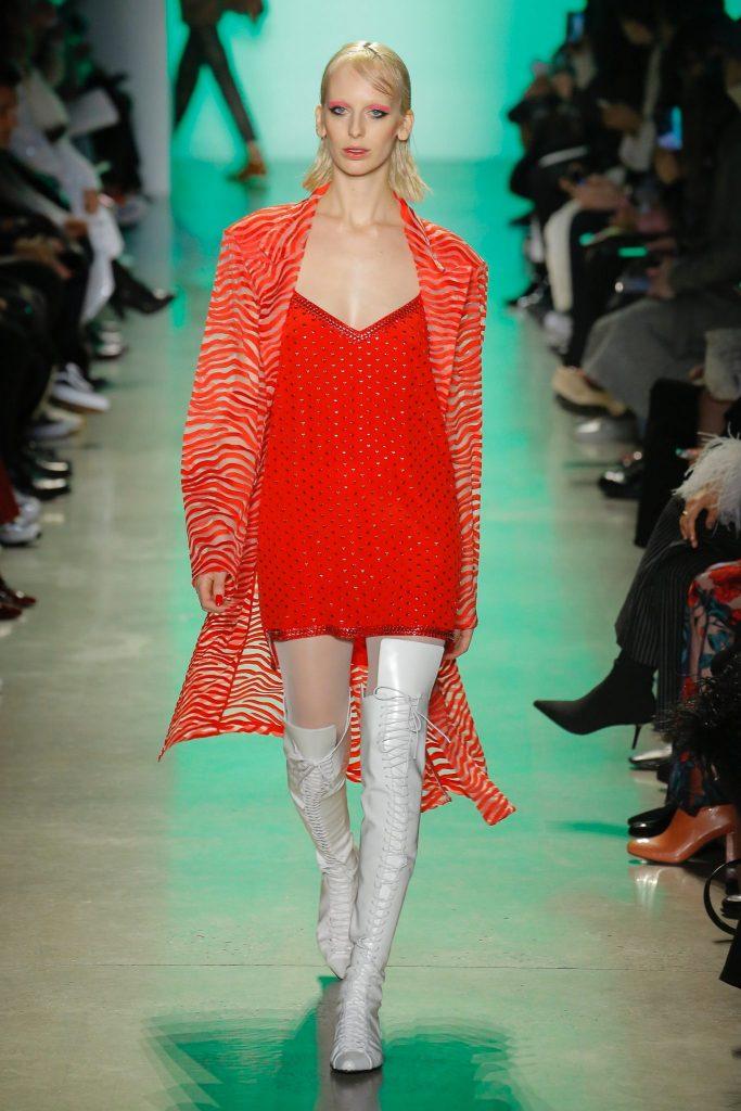 Adam Selman at New York Fashion Week