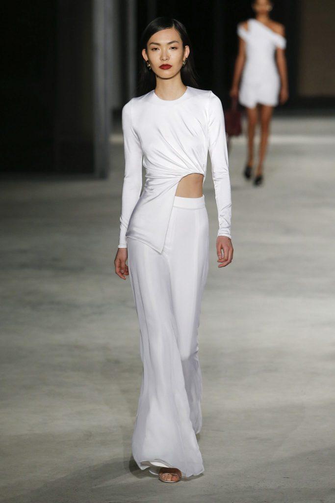 New York Fashion Week Cushnie