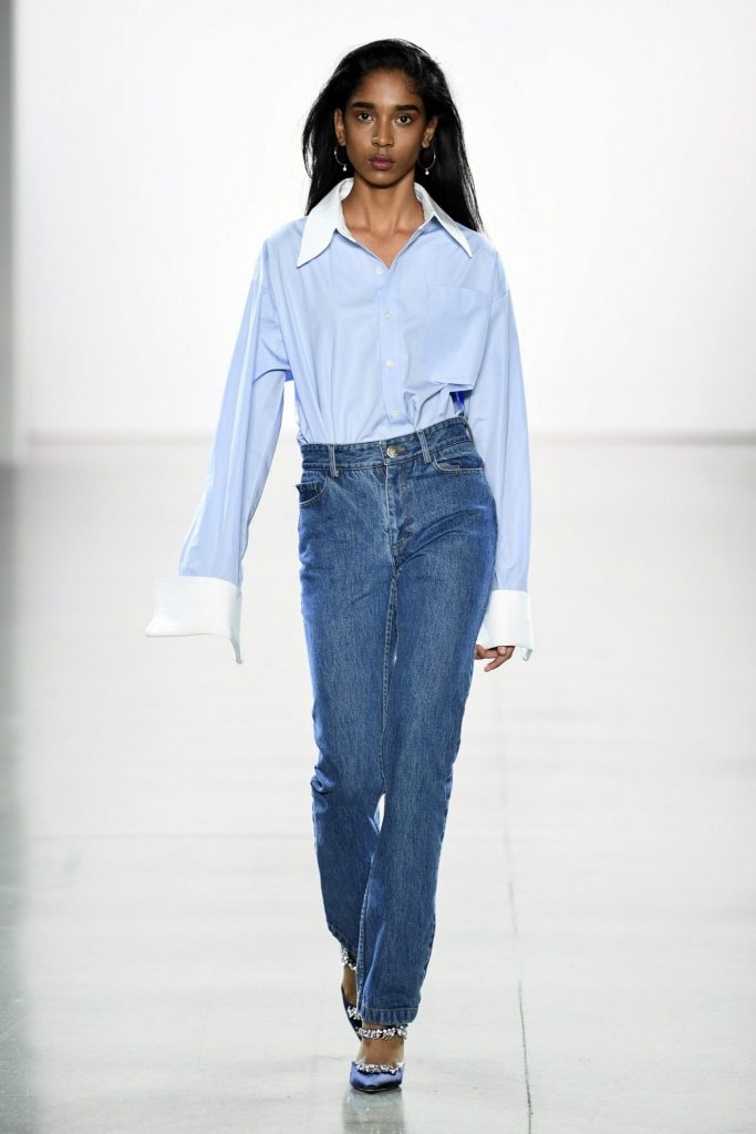 New York Fashion Week Matthew Adams Dolan