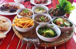 opio-beach-bar-food